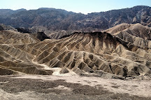 Zabriskie Point, Death Valley National Park, United States