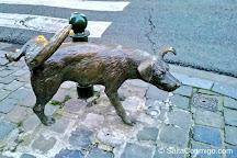 Zinneke Pis, Brussels, Belgium