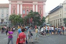 Ljubljana & Idea Tours, Ljubljana, Slovenia