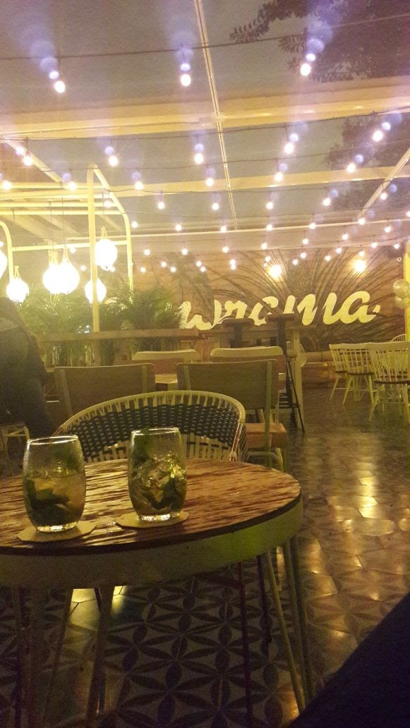Panorama Rooftop Bar Laureles: A Work-Friendly Place in Medellin