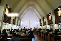 Catholic Yukinosita Church, Kamakura, Japan