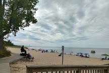 Weko Beach Park, Bridgman, United States