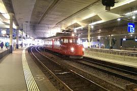 Станция  Bern