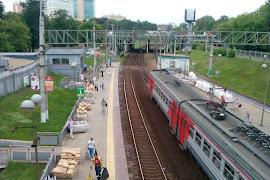 Железнодорожная станция  Karymskaia