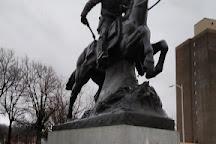Pony Express Monument, Saint Joseph, United States