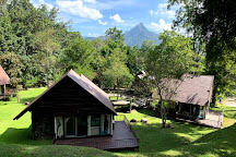 Pong Dueat Geyser, Mae Taeng, Thailand