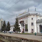 Железнодорожная станция  Rivne