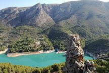 Guadalest Valley, Alicante, Spain