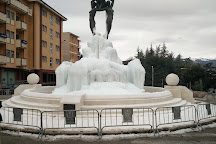 Fontana Luminosa, L'Aquila, Italy