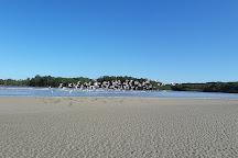 Praia da Barra do Una, Peruibe, Brazil