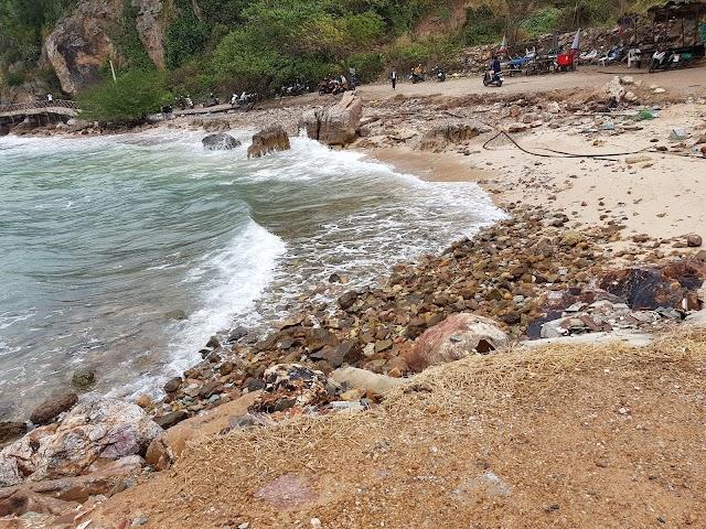 Point de vue Thian Beach