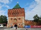 Дмитриевская башня на фото Нижнего Новгорода