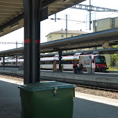 Станция  Sargans