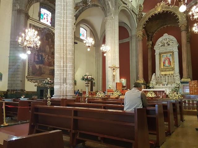 Basilique Notre-Dame-de-Guadalupe de Mexico