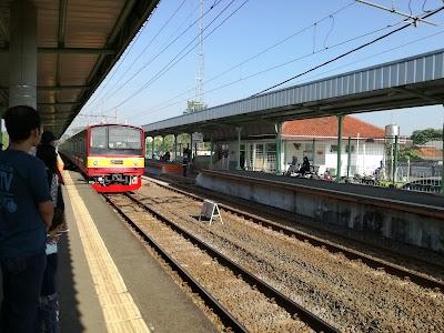 Stasiun Cicayur