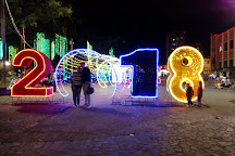 Parque Santander, Bello, Colombia