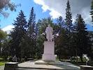 Памятник Ленину на фото Арзамаса