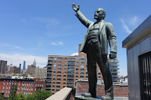 Statue of Lenin, New York City, United States