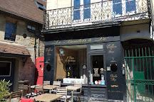 Quartier du Vaugueux, Caen, France
