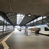 Автобусная станция   Luzern