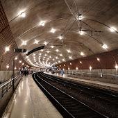 Железнодорожная станция  станции  Monte Carlo