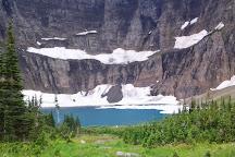 Iceberg Lake Trail, Glacier National Park, United States