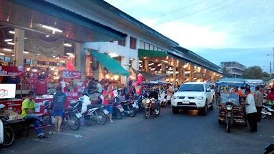 ธนาคารไทยพาณิชย์ :สาขาตลาดสระทอง