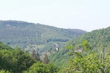 Cascade d'Arifat, Arifat, France