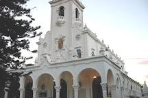 Basilica de la Ceiba de Nuestra Senora de Guadalupe, San Salvador, El Salvador