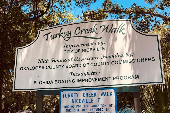 Turkey Creek Nature Trail, Niceville, United States