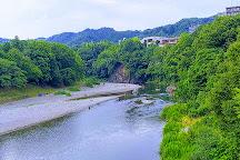 Kamanofuchi Park, Ome, Japan