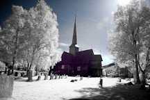 The Church at Kvikne, Tynset, Norway