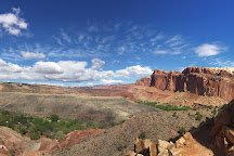 Cohab Canyon Trail, Capitol Reef National Park, United States