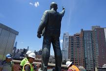 Statue of Lenin, New York City, United States