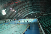 Nanjing Olympic Gym Center, Nanjing, China
