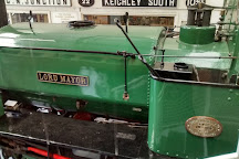 Vintage Carriages Trust Museum of Rail Travel, Keighley, United Kingdom