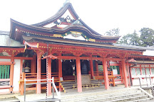 Nangu Shrine, Tarui-cho, Japan