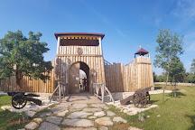 Medieval Theme Park Sanc. Michael, Svetvincenat, Croatia