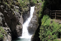 Gorges de la Gruvaz, Saint-Gervais-les-Bains, France