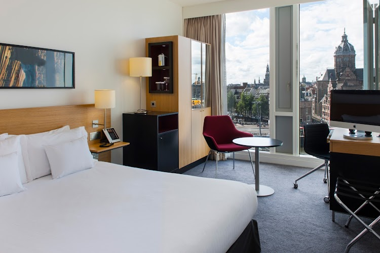 DoubleTree by Hilton Amsterdam Centraal Station Amsterdam