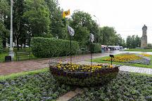 Ivan Susanin Monument, Kostroma, Russia