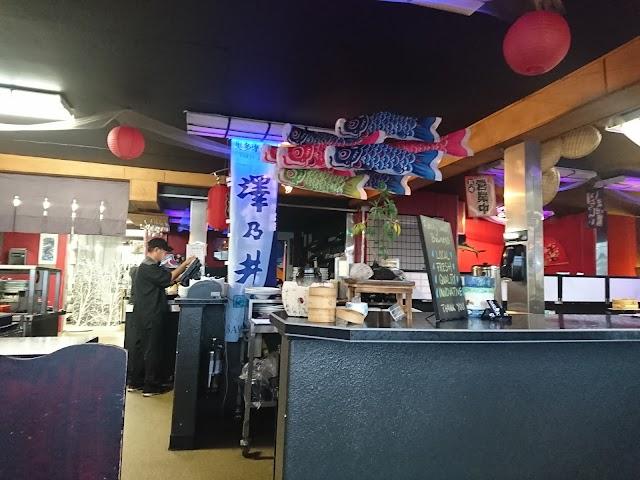 Asiatico Waterfront Fusion Sushi