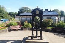 Queen Victoria Diamond Jubilee Fountain, Fort Augustus, United Kingdom