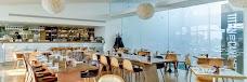 Ashmolean Rooftop Restaurant oxford
