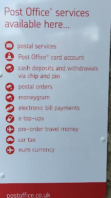 Cumnor Post Office oxford
