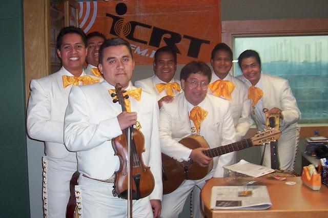 Mariachis de Garibaldi