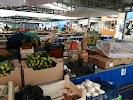 Центральный рынок на фото Усть-Лабинска