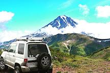 Avachinskiy Vulkan, sopka Uglovaya, Kamchatka Krai, Russia