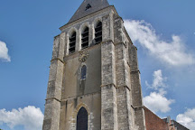Eglise Sainte-Jeanne-d'Arc, Gien, France