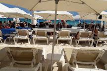 Kool Beach Club, Playa del Carmen, Mexico